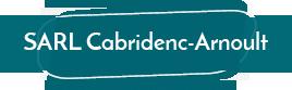 SARL CABRIDENC ARNOULT